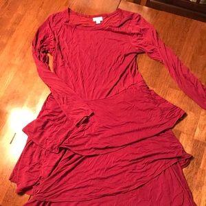 LuLaRoe Georgia Dress.